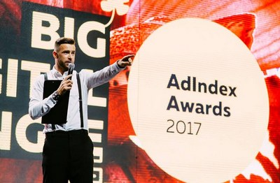 Названы победители премии AdIndex Awards 2017