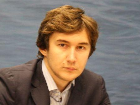 Шахматист Карякин будет лицом банка «Открытие» вместо хоккеиста Овечкина